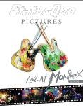 DVD image STATUS QUO / PICTURES: LIVE AT MONTREUX 2009 SPEC ED - (DVD)