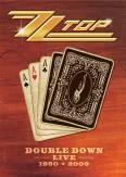 DVD image ZZ TOP - DOUBLE DOWN LIVE (2 DVD) - (DVD)