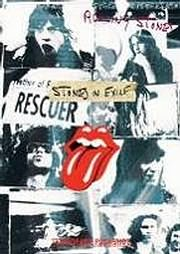 DVD image ROLLING STONES - STONES IN EXILE - (DVD)