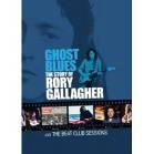 DVD image RORY GALLAGHER - GHOST BLUES - THE STORY OF (2 DVD) - (DVD)