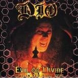 DVD image DIO - HOLY DIVER AND EVIL AND DIVINE (2 DVD) - (DVD)