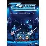 DVD image ZZ TOP - LIVE FROM TEXAS AND LIVE IN GERMANY (2 DVD) - (DVD)