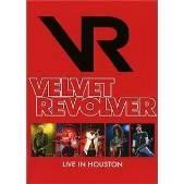 DVD image VELVET REVOLVER - LIVE IN HOUSTON - (DVD)