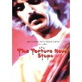 DVD image FRANK ZAPPA - THE TORTURE NEVER STOPS - (DVD)