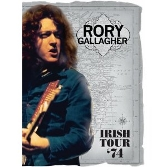 DVD image RORY GALLAGHER - THE IRISH TOUR - (DVD)