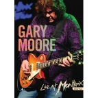 DVD image GARY MOORE - LIVE AT MONTREUX 2010 - (DVD)