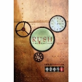 DVD image RUSH - TIME MACHINE 2011 LIVE IN CLEVELAND - (DVD)