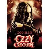 DVD image OZZY OSBOURNE - GOD BLESS OZZY OSBOURNE - (DVD)
