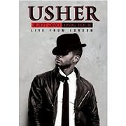 DVD image USHER - OMG TOUR LIVE FROM LONDON - (DVD)