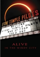 DVD image STONE TEMPLE PILOTS / ALIVE IN THE WINDY CITY - (DVD)