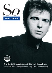 DVD image PETER GABRIEL - SO CLASSIC ALBUM - (DVD)