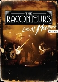 DVD image THE RACONTEURS - LIVE AT MONTREUX 2008 - (DVD)