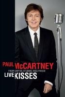 DVD image PAUL MCCARTNEY - LIVE KISSES - (DVD)