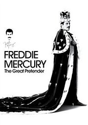 DVD image FREDDIE MERCURY - THE GREAT PRETENDER - (DVD)