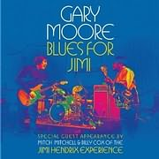 DVD image GARY MOORE - BLUES FOR JIMI - (DVD)