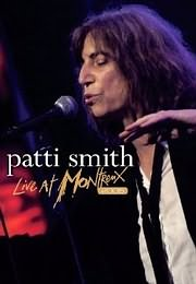 DVD image PATTI SMITH - LIVE AT MONTREUX 2005 - (DVD)