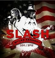 CD + DVD image SLASH FEAT. MYLES KENNEDY AND THE CONSPIRATORS / LIVE 2011 - 2012 (2 CD + 2 DVD)
