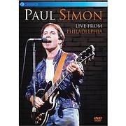 DVD image PAUL SIMON - LIVE FROM PHILADELPHIA - (DVD)