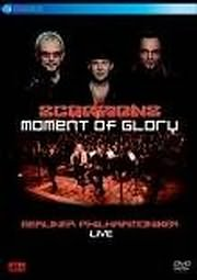 DVD image SCORPIONS - MOMENT OF GLORY (DVD + CD) - (DVD)