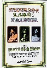 DVD image EMERSON LAKE AND PALMER - ELP - ISLE OF WIGHT - (DVD)