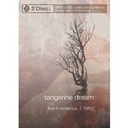 DVD image TANGERINE DREAM - LIVE IN AMERICA - (DVD)