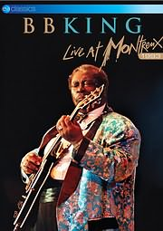 DVD image B.B. KING / LIVE AT MONTREUX 1993 - (DVD)