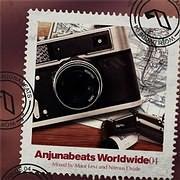 CD image ANJUNABEATS WORLDWIDE 04 MIXED - (VARIOUS) (2 CD)
