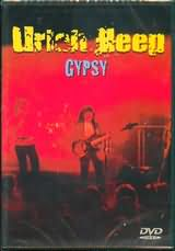 DVD image URIAH HEEP / GYPSY - LIVE AT LONDON - CAMDEN PALACE 1985 - (DVD)