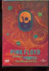 DVD image PINK FLOYD / LIVE AT POMPEII THE DIRECTOR S CUT - (DVD)