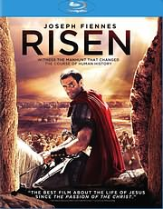 CD Image for BLU - RAY / ΑΝΑΣΤΑΣΗ (RISEN)