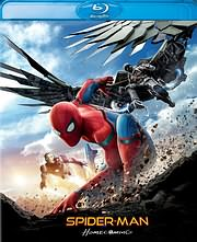 CD Image for BLU - RAY / SPIDER - MAN: I EPISTROFI STON TOPO TOU (SPIDER - MAN: HOMECOMING)
