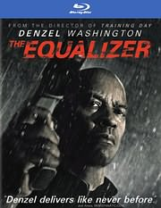 DVD VIDEO image BLU - RAY / THE EQUALIZER (ANTOINE FUQUA)