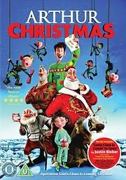 CD image BLU - RAY / O GIOS TOU AI VASILI (ARTHUR CHRISTMAS)
