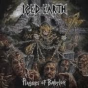 CD + DVD image ICED EARTH / PLAGUES OF BABYLON (LIMITED MEDIABOOK) (CD + DVD)
