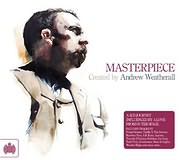 CD image MASTERPIECE CREATED BY ANDREW WEATHERALL - (VARIOUS) (3 CD)