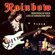 CD + DVD image RAINBOW - MONSTERS OF ROCK LIVE AT DONINGTON 1980 (DVD+CD) - (DVD)