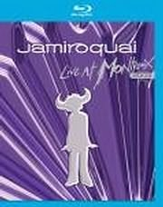 DVD image JAMIROQUAI / LIVE AT MONTREUX (BLUE RAY)