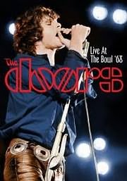 DVD image THE DOORS - LIVE AT THE BOWL 68 - (DVD)