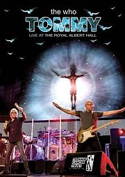 DVD image BLU - RAY / THE WHO - TOMMY: LIVE AT THE ROYAL ALBERT HALL