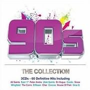 CD image 90 S - THE COLLECTION - (VARIOUS) (3 CD)