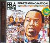 CD image FELA KUTI / BEASTS OF NO NATION ODOO