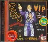 CD image FELA KUTI / VIP AUTHORITY STEALING