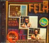 CD image FELA KUTI / STALEMATE FEAR NOT FOR MAN