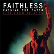 CD + DVD image FAITHLESS / PASSING THE BUTTON: LIVE FROM BRIXTON (CD + DVD)