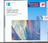 CD image DVORAK / VIOLIN CON - CELLO CONC