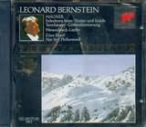 CD image WAGNER / SELECTIONS / BERNSTEIN