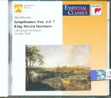 CD image BEETHOVEN / SYMPHONY N 4 - 7 - SWELL