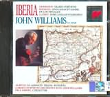 CD image JOHN WILLIAMS / IBERIA - GRANADOS RODRIGO - LLOBET