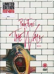DVD image PINK FLOYD THE WALL MOVIE LIMITED EDITION INCLUDES ORIGINAL FILM POSYER - (DVD)
