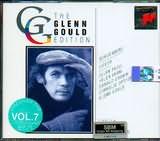 CD image GOULD - GLENN - THE EDITION / SCHOENBERG:DAS BUCH DER HANGENDEN GARTEN